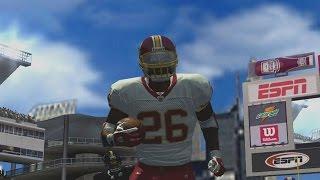 CLINTON PORTIS CRAZY TD - ESPN NFL 2K5 STEELERS FRANCHISE WEEK 12