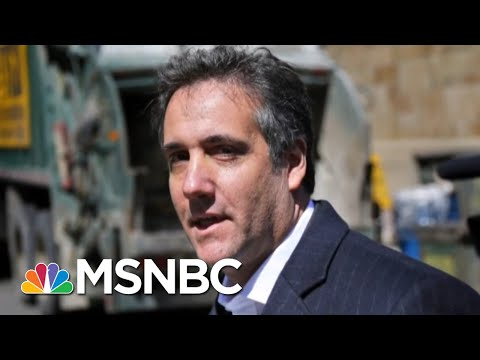 Will Michael Cohen Turn On President Donald Trump? | The Last Word | MSNBC