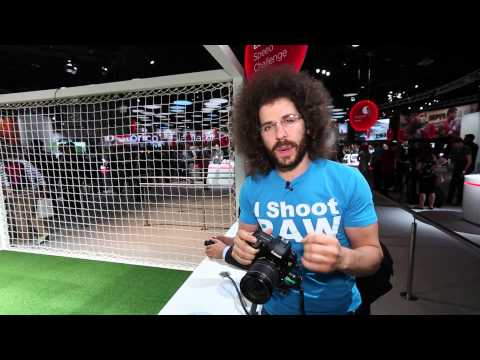 Canon 7D Mark II Hands On From Photokina 2014