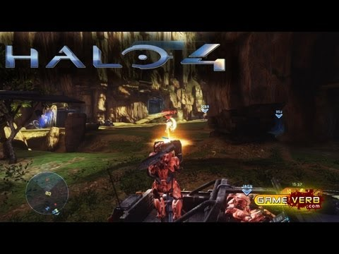 Halo 4 Multiplayer Online Gameplay Weapons Vehicles Exile   Halo 4 Big Team Infinity Slayer Gameplay