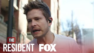 Conrad Crashes Into A Biker While Running | Season 1 Ep. 10 | THE RESIDENT