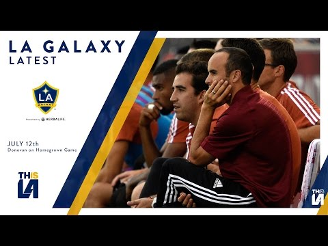 "Landon Donovan on Chipotle Homegrown Game: ""I'm really excited for this"" 