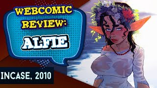 Alfie - Webcomic Review (Raging G)