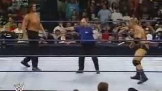 SmackDown Batista vs Great Khali