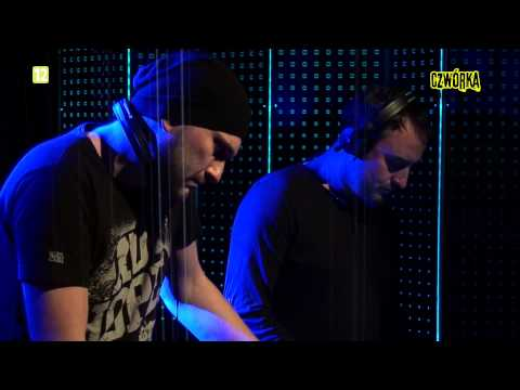 Karol XVII & MB Valence live @ Polskie Radio Czwórka