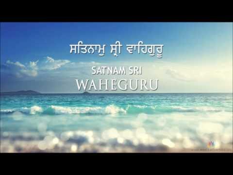 Meditative Jaap of Satnaam Waheguru