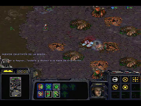 29-Historia de Starcraft Brood War Mision extra