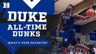 DUKE DUNKS