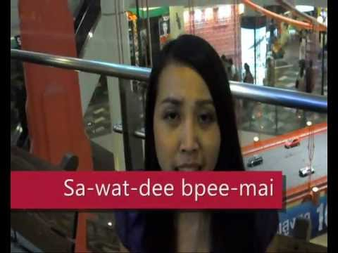 27 My Thai language School :  How to say Happy New Year in Thai