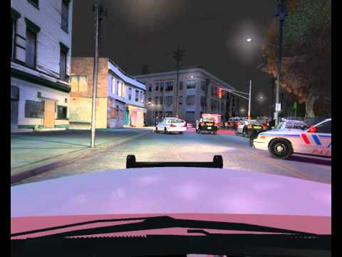 Gtaiv mod (Paterson Police)