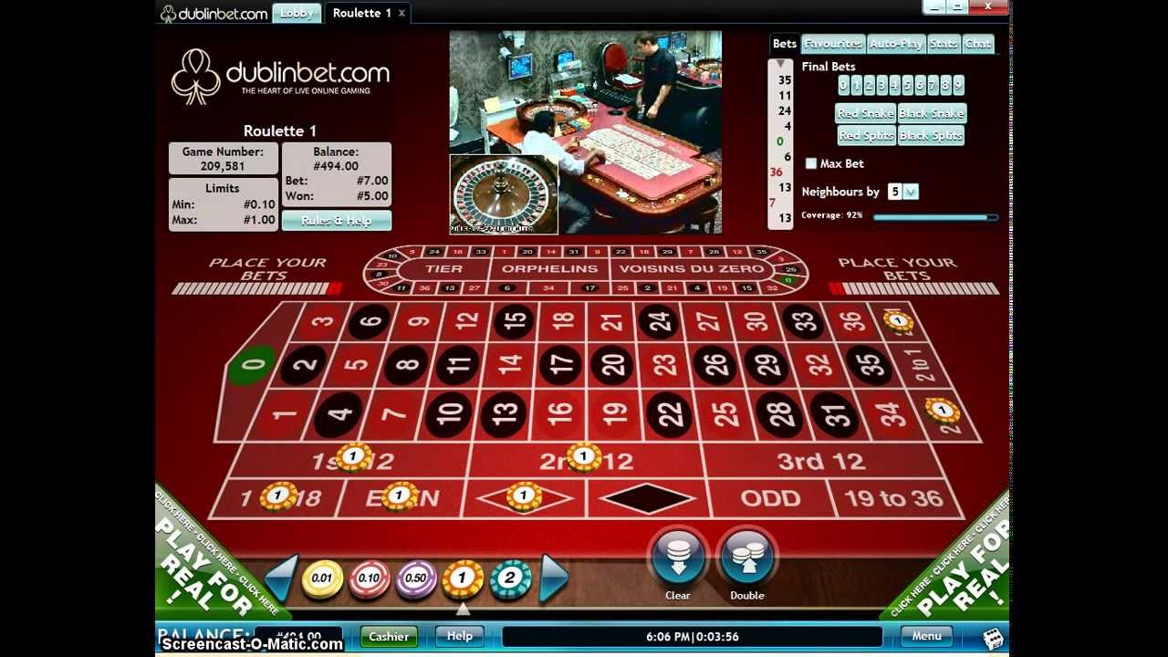 best roulette system to win