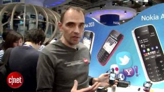 Nokia Asha 202 and 203