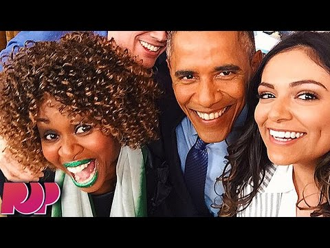 GloZell On Interviewing Obama And What's Next