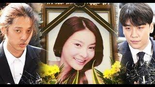 """Bê bối của Seungri và vụ sao nữ """"Vườn sao băng"""" tự tử 10 năm trước: Mối liên hệ mật thiết với con số"""