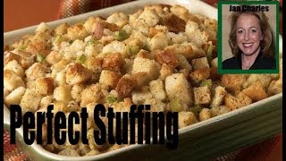 Classic Stuffing - Onion and Celery Dressing