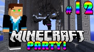 Poleciał Suchar! | Minecraft Party! #12 | Vertez & HayPad