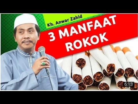 "3 MANFAAT ROKOK VERSI KH.ANWAR ZAHID"" OFFICIAL"