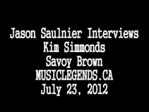 Kim Simmonds Interview - Savoy Brown