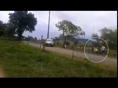Atropello mortal de dos espectadores en el rally de Cantabria
