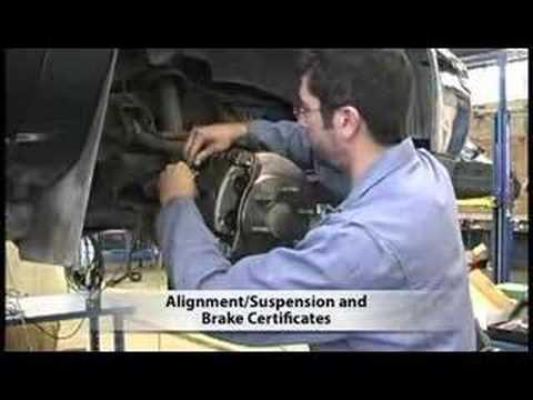 Automotive Program at Skagit Valley College