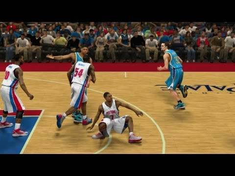 NBA 2K13 My Career - Remembering Brandon Knight