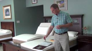 S Cape Adjustable Bed by Leggett & Platt