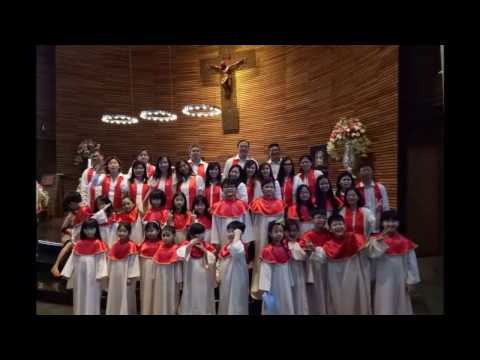 KASIH (LOVE) - PUTUT PUDYANTORO - ORIENTAL ENSEMBLE  by Vox Angelix, Stella Maris Church, Jakarta