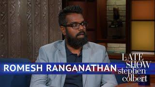 Romesh Ranganathan Got A Taste Of Trump
