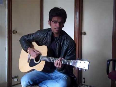 Tumse Hi Jab We Met Unplugged Acoustic Guitar Cover With Chords...
