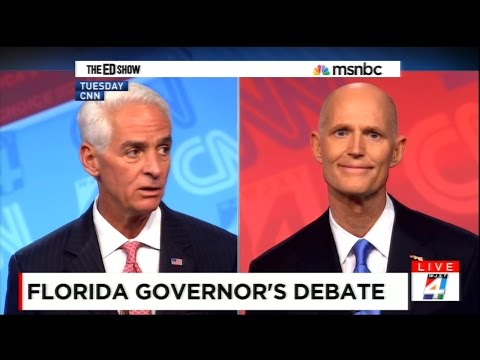 Papantonio: How To Tell When Rick Scott Is Lying -- A Voter's Guide