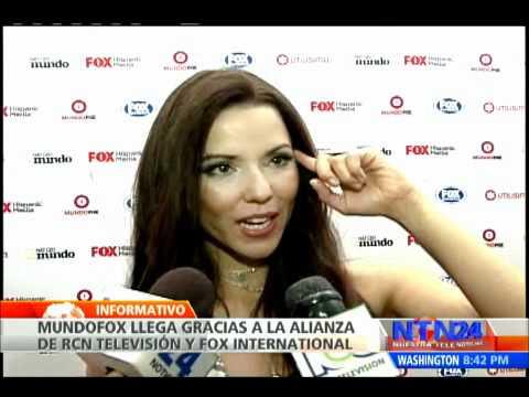 MundoFox, la nueva opción para los latinos en Estados Unidos