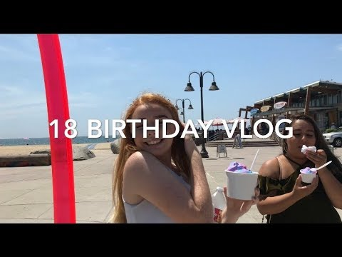 18 birthday vlog | darians beauty channel
