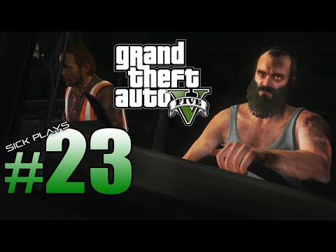 GTA 5 Part 23 PC First Person Story Mode - Minisub - Pulling Another Favor