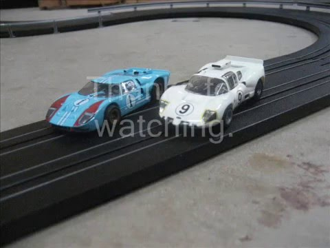 AFX Super Coupes unboxing,  set up, and review.