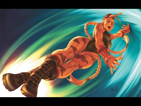 Street Fighter: Cammy