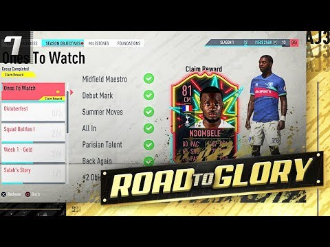 THE EASIEST WAY TO UNLOCK NDOMBELE!!! Fifa 20 Road To Glory | Episode 7