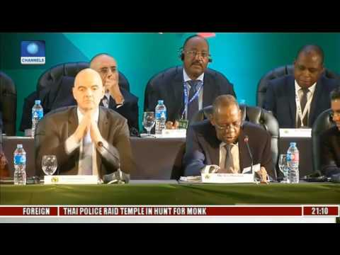 The CAF Executive Committee Elections Takes Centre Stage Pt 2