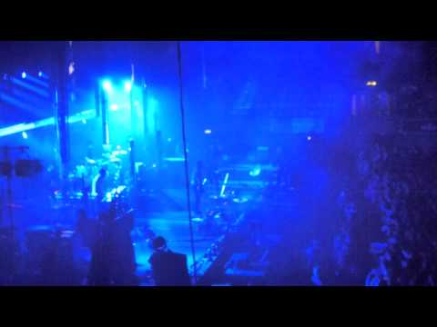White Lies - To Lose My Life -  Wembley Arena, London  December 17, 2011