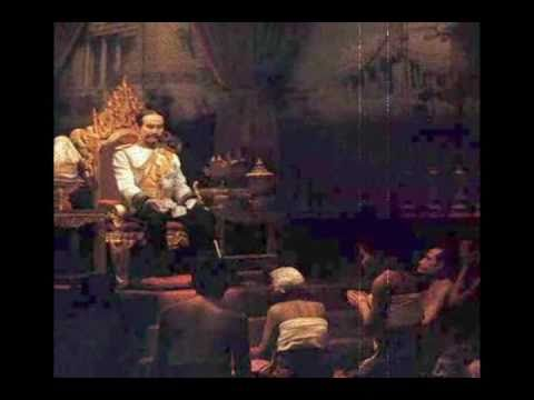 Kings of Thailand and the History