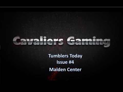 Tumblers Today Issue #4 - Malden Center - Fallout 4