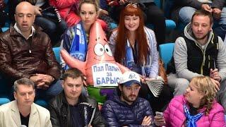 Барыс - ЦСКА / вокруг матча / 4:0