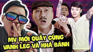 VANH LEG, SƠN ĐÙ QUẨY CÙNG KHÁ BẢNH TRONG MV MỚI - Động Thăng Thiên (Sơn Đù Vlog Reaction)
