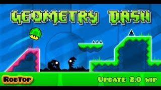 Como Descargar e Instalar Geometry Dash Para Pc | 2015