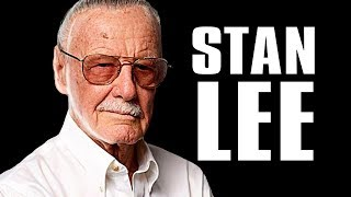 Stan Lee descanse em PAZ, ídolo, seu legado JAMAIS será esquecido
