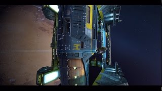 Homeworld Remastered - Intro Cutscene & Mothership Launch in 4K Max Graphics Settings