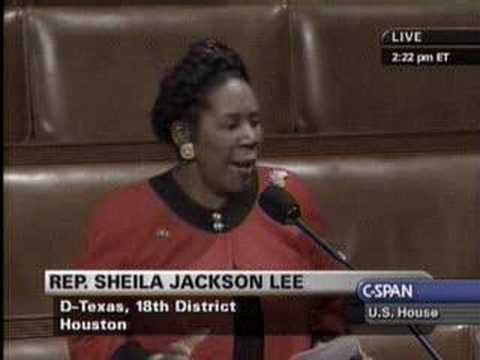 Rep. Jackson Lee On Protecting Children