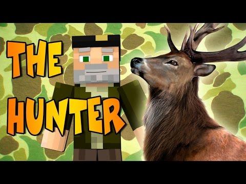 EL CAZADOR   THE HUNTER MOD   Minecraft Mod Review