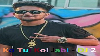 Ko Tui Koi Jabi by Shafayat Hossain - DJ 2 - Bangla Rap & Hip Hop Song - 2016