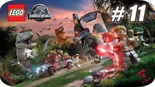 LEGO Jurassic World - Gameplay Español - Capitulo 11 - 1080p HD