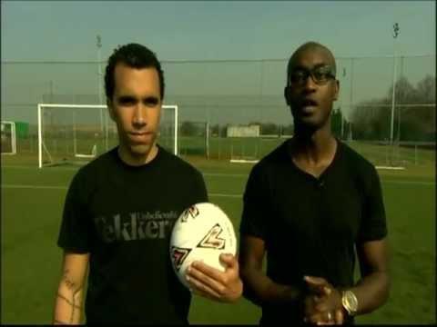 Total Tekkers with Danny & Andy - Jermaine Defoe Shooting